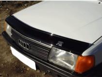 Купить дефлектор на капот Ауди 100 С3 (мухобойка для Audi 100 19