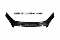 Дефлектор капота Шевроле Малибу 8 (мухобойка на капот Chevrolet Malibu 8)