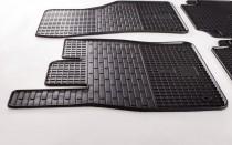 Резиновые коврики Audi A3 new (передние ковры на Ауди А3)