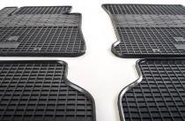 Резиновые коврики BMW 5 E39 (коврики в салон Бмв Е39)