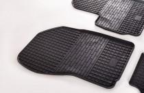 Резиновые коврики Citroen C4 Aircross (передние коврики в салон 2 шт)