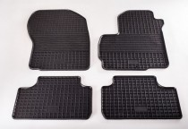 Резиновые коврики Ситроен С4 Аиркросс (коврики в салон Citroen C4 Aircross)