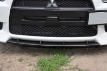Перемычка между клыками Митсубиси Лансер 10 (перемычка Mitsubishi Lancer X)