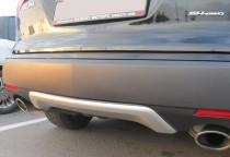 Накладка на задний бампер Acura Mdx (купить обвес на Акуру Мдх)