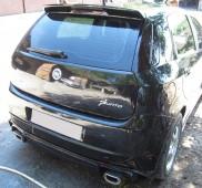 Тюнинг спойлер на Fiat Grande Punto (ExpressTuning