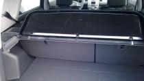 Заводская полка в багажник Киа Соул (пластиковая полка в багажни