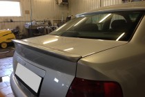 Спойлер Ауди А4 Б5 (задний спойлер на багажник Audi A4 B5)