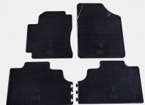 Резиновые коврики Джили Ск 1 (коврики в салон Geely CK 1)