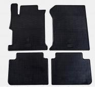 Резиновые коврики Honda Accord 9 (автомобильные коврики в салон Хонда Аккорд 9)