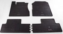 Резиновые коврики Honda Cr-V 4 (автомобильные коврики в салон Хонда Срв 4)