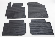 Резиновые коврики Хендай Элантра 5 (коврики в салон Hyundai Elantra Md 5)