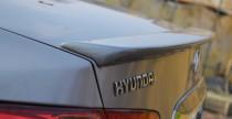 Накладка спойлер на крышку багажника Хундай Элантра 4