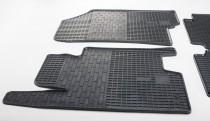 Резиновые коврики Kia Ceed 2 (автоковрики в салон Киа Сид 2)