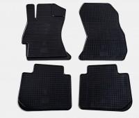 Резиновые коврики Субару Форестер 4 (коврики в салон Subaru Forester 4)