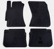 Резиновые коврики Субару Легаси Б4 (коврики в салон Subaru Legacy b4)