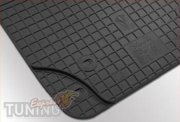 Модельные грязезащитные коврики для Skoda Fabia 2