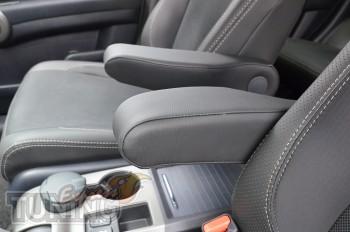 Чехлы Хонда CR-V Нью (авточехлы на сиденья Honda CR-V new)