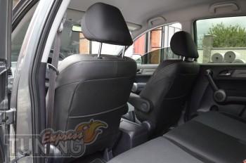 Чехлы Хонда CR-V Нью (авточехлы на сиденья в салон Honda CR-V ne