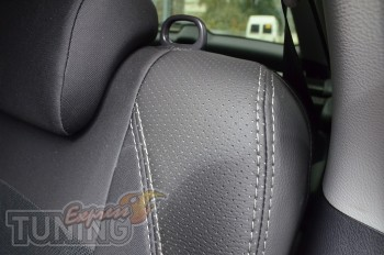 заказать Чехлы Хонда CR-V Нью (авточехлы на сиденья Honda CR-V n