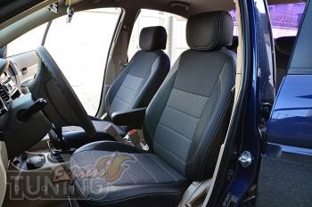Чехлы Kia Rio 2 sedan