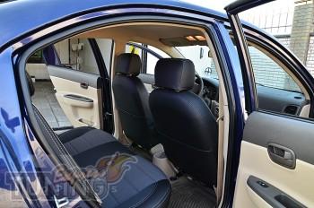 автомобильные Чехлы Kia Rio 2 sedan