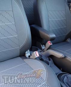 Чехлы Киа Рио 2 (авточехлы на сиденья Kia Rio 2)
