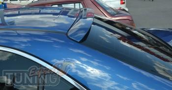 Фирменный бленда козырек на стекло Хонда Аккорд 7 поколения