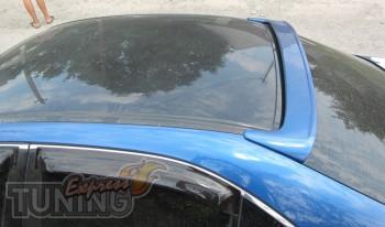 Высокий спойлер на стекло Honda Accord Cl-7 спорт