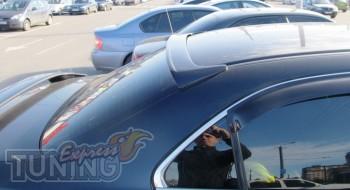 Тюнинг Хонда Аккорд 7 (инсталяция заднего козырька)