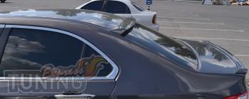 Накладка спойлер на заднее стекло Хонда Аккорд 8 (ExpressTuning)