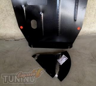 Защита двигателя Ford Focus 1 (защита картера)