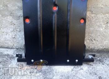 заказать Защита двигателя Мерседес Вито W639 (защита картера Mer