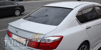 Купить спойлер на багажник Хонда Аккорд 9 поколения