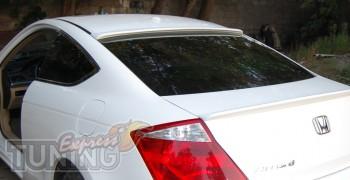Купить спойлер на стекло Accord coupe (козырек Аккорд купе)