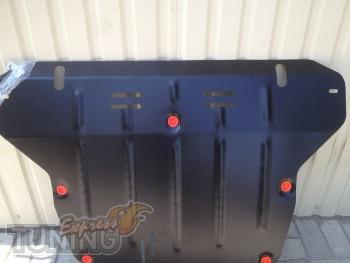 Защита двигателя на Хонду Аккорд 7 (защита картера Honda Accord