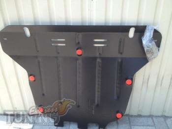 Защита двигателя на Honda Accord 7 (защита картера)