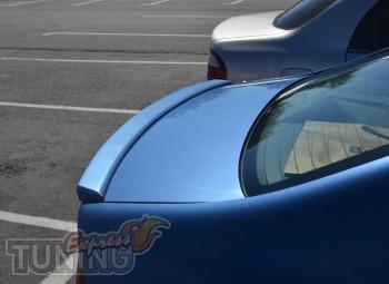 Накладка на крышку багажника Хонда Цивик седан (ExpressTuning)