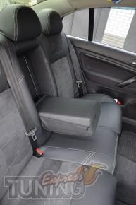 Автомобильные чехлы в машину Шкода Суперб 1 (Чехлы Skoda Superb