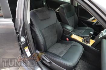Автомобильные чехлы для авто Тойота Камри 40 (чехлы Toyota Camry