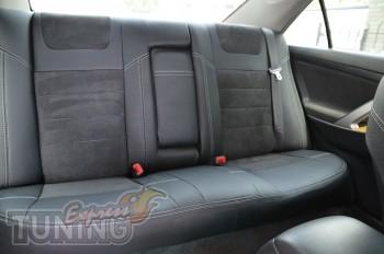 заказать Автомобильные чехлы Тойота Камри 40 (чехлы Toyota Camry