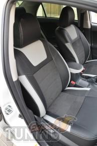 Автомобильные чехлы для авто Тойота Королла (Чехлы Toyota Coroll