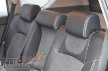 Автомобильные чехлы Тойота Прадо 150 (заказать чехлы Toyota Prad