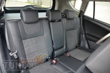 Автомобильные чехлы Тойота Рав 4 4 (чехлы Toyota Rav 4 4)