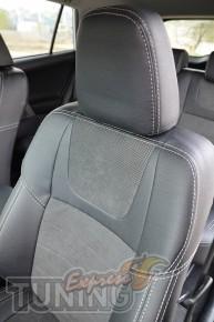 заказать Автомобильные чехлы Тойота Рав 4 4 (чехлы Toyota Rav 4