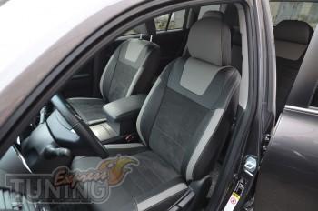 Автомобильные чехлы Тойота Хайлендер 2 (чехлы Toyota Highlander