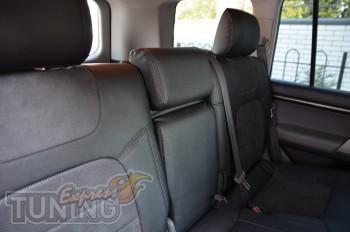 заказать Автомобильные чехлы Тойота Ленд Крузер 200 (чехлы Toyot