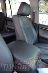 Автомобильные чехлы для авто Тойота Ленд Крузер 200 (чехлы Toyot