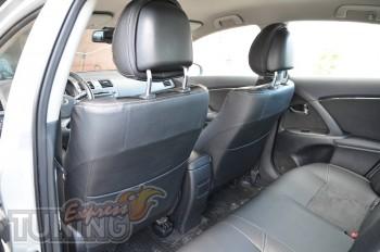 Автомобильные чехлы Тойота Авенсис 3 в магазине експресстюнинг (