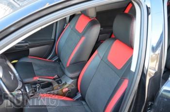 Автомобильные чехлы Митсубиси Лансер 10 (Чехлы Mitsubishi Lancer