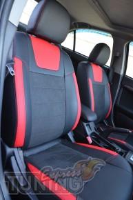 купить Автомобильные чехлы Митсубиси Лансер 10 (Чехлы Mitsubishi